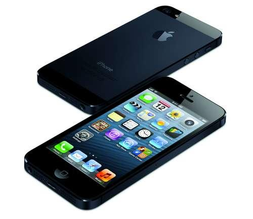 iPhone 5 The Lightest Phone