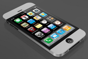 screen resolutions for iPhone 5 Apps