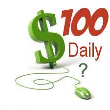 3 Legit Ways to Earn $100 a Day Online