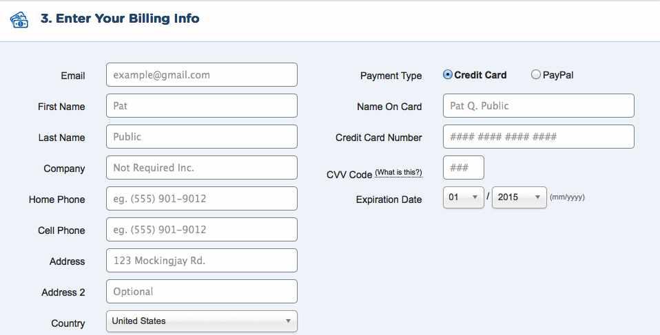 buy shared hosting step#5