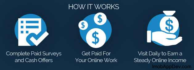 make money from survey websites image