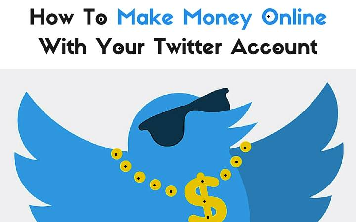 Simple method to make money from twitter account