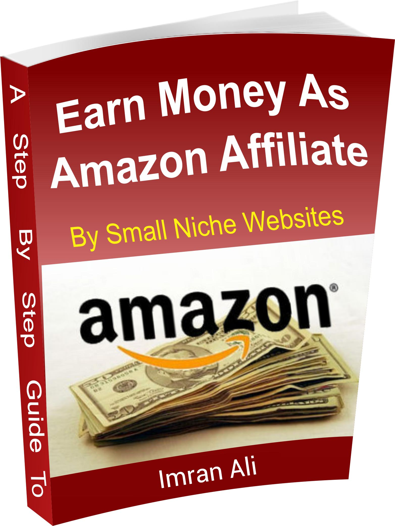 Kindle Book about making money from amazon associates program