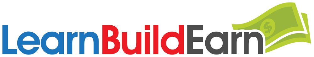 Learn Build Earn Official Logo